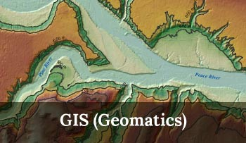 GIS (Geomatics) Services Western Canada