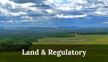 Land & Regulatory Services Western Canada