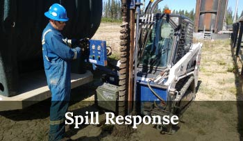 Spill Response Services Western Canada