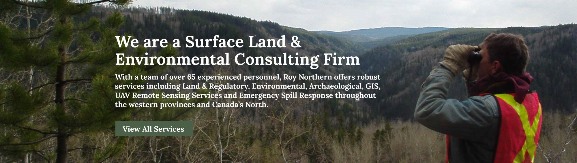 Roy Northern: Surface Land & Environmental Consulting Firm